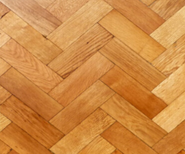 Herringbone Oak Stain