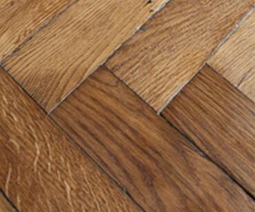 Fine Sand Heritage American Oak Herringbone