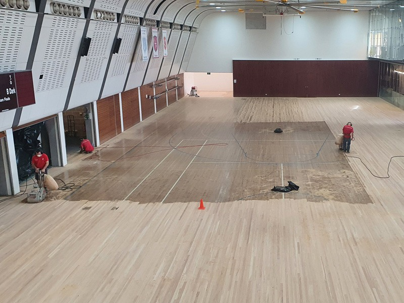 TIMBER FLOOR STAINING & POLISHING SYDNEY