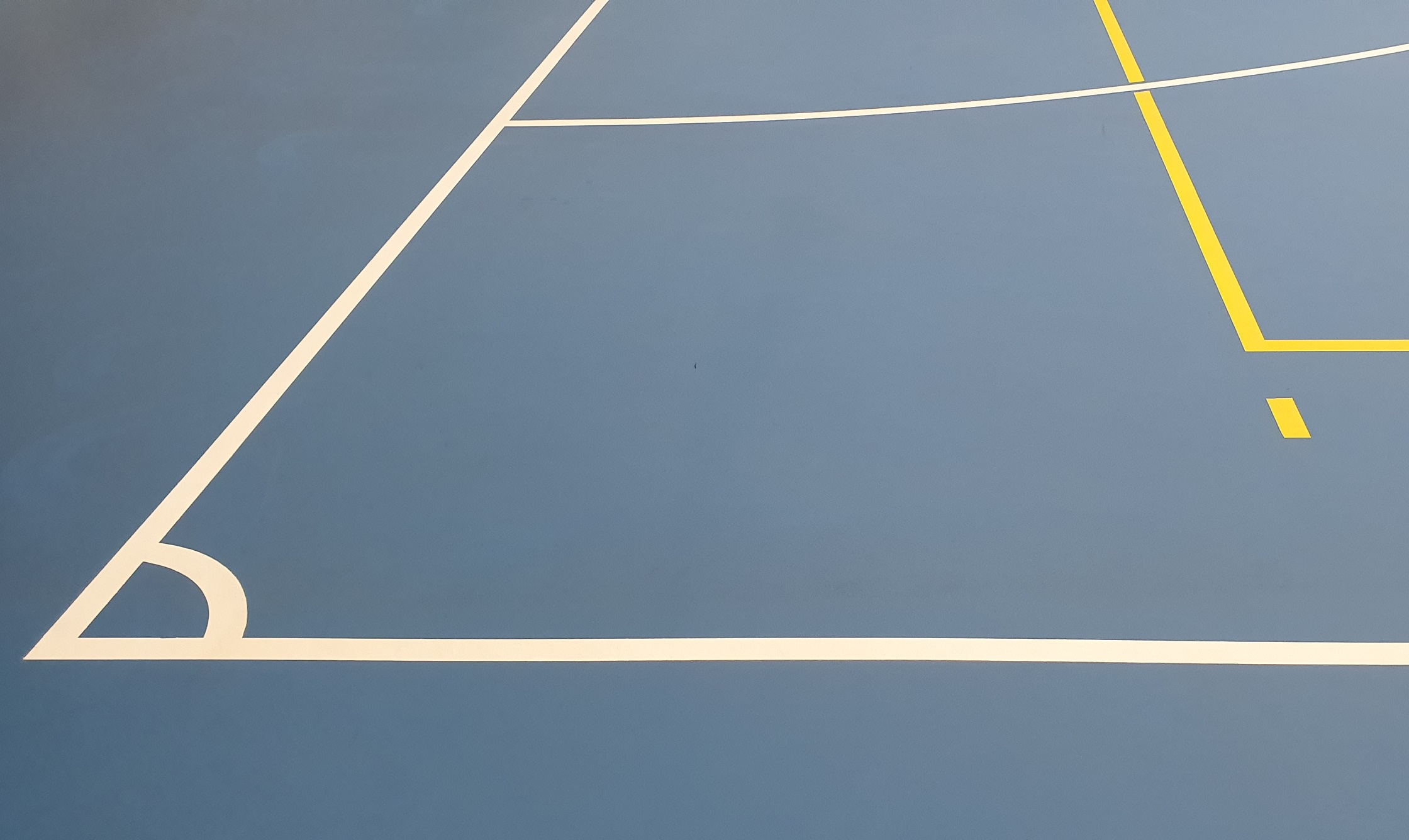 SCEGGS School Synthetic Basketball Court – 3